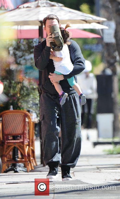 Channing Tatum and Everly Tatum 3