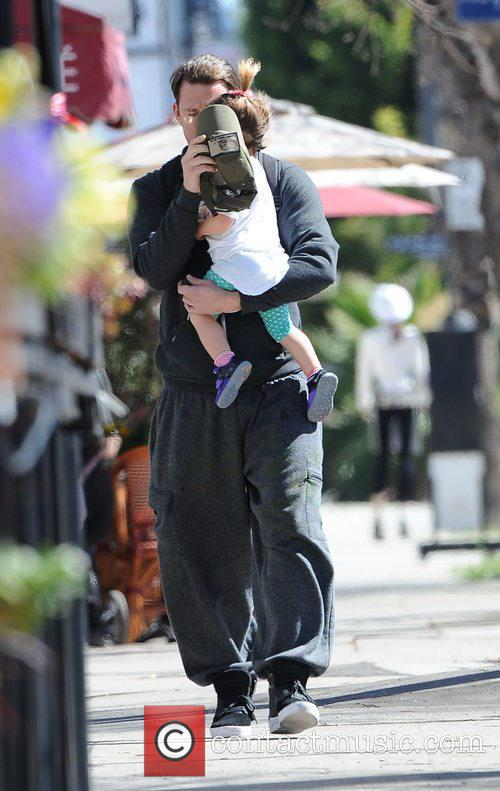 Channing Tatum and Everly Tatum 8
