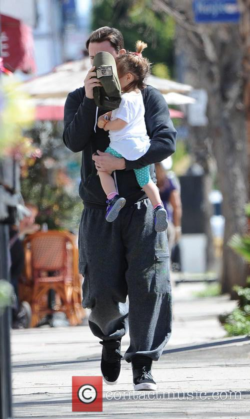 Channing Tatum and Everly Tatum 10