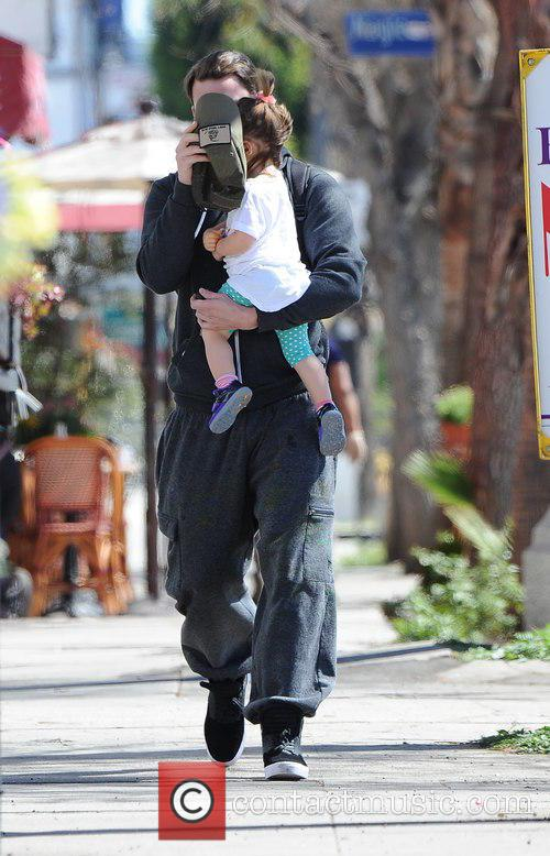 Channing Tatum and Everly Tatum 11