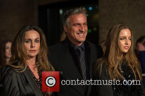 Coraline Ginola, David Ginola and Guest 1