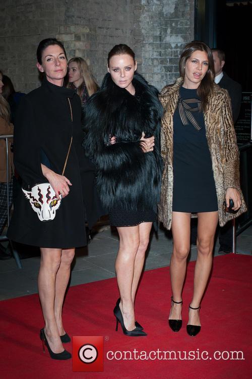 Stella Mccartney, Mary Mccartney and Dasha Zhukova 6