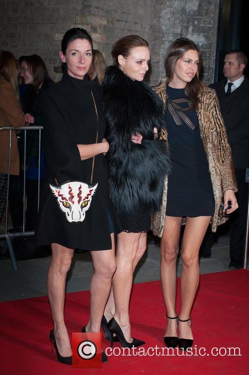 Stella Mccartney, Mary Mccartney and Dasha Zhukova 8
