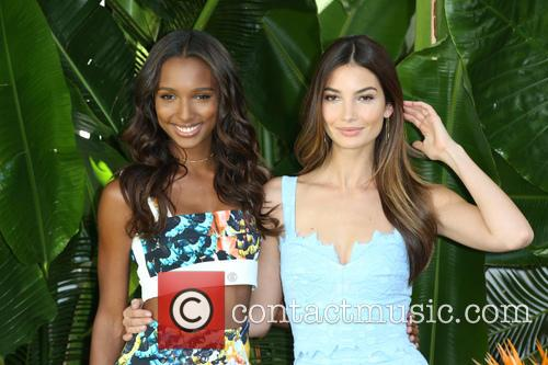 Jasmine Tookes and Lily Aldridge 10