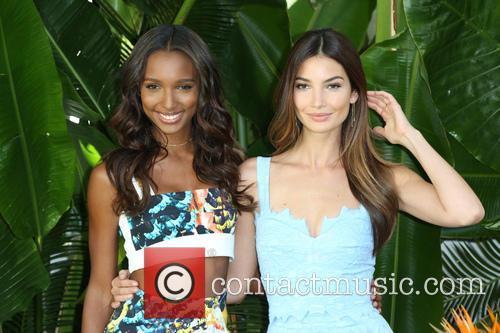 Jasmine Tookes and Lily Aldridge 11