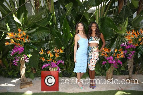 Lily Aldridge and Jasmine Tookes 2