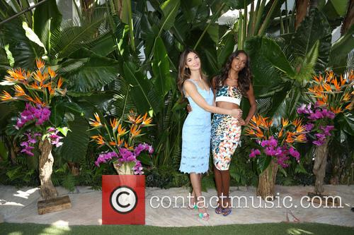 Lily Aldridge and Jasmine Tookes 4
