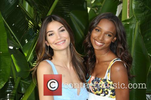 Lily Aldridge and Jasmine Tookes 9