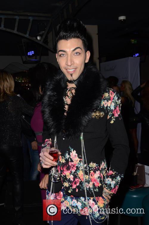 London Fashion Week Autumn/Winter 2015 - Nina Naustdal...