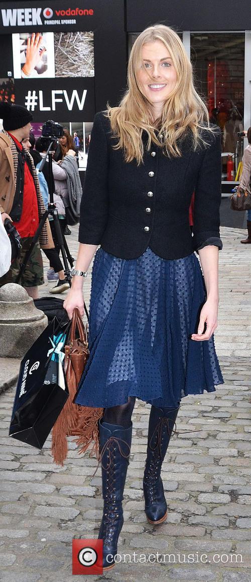 London Fashion Week Autumn/Winter 2015 - Ostwald Helgason...