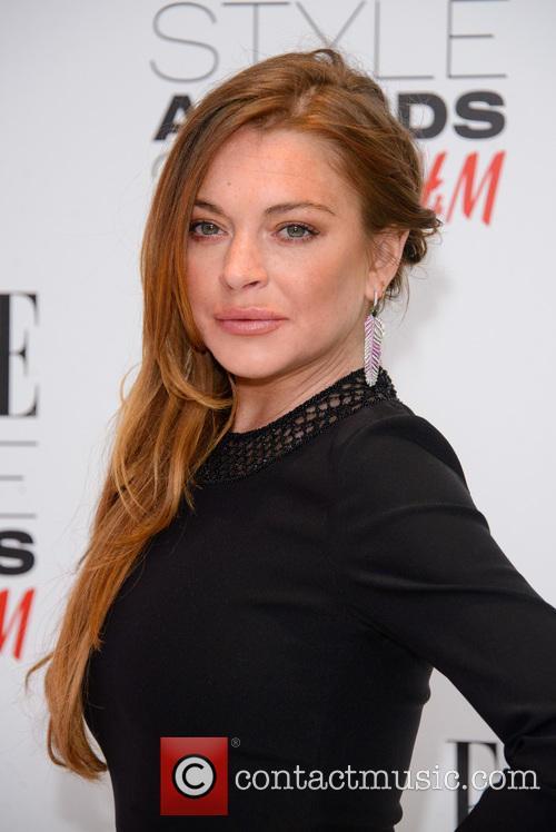 Lindsay Lohan Begins Community Service At Brooklyn Preschool