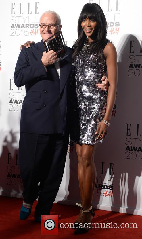 Naomi Campbell and Manolo Blahnik 5