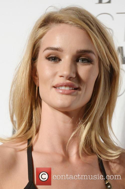 rosie huntington whiteley elle Rosie Huntington Whiteley