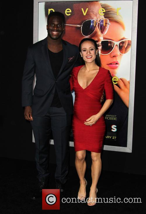 Prince Kelechi Amukamara and Pilar Davis 2