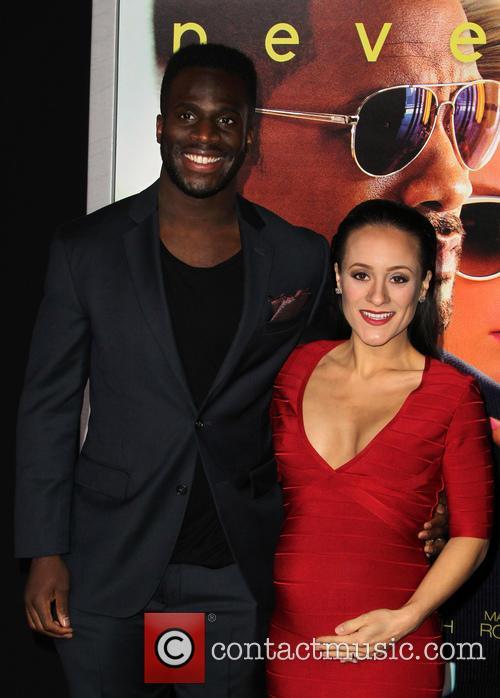 Prince Kelechi Amukamara and Pilar Davis 4