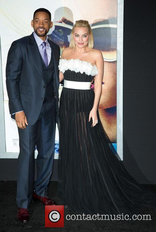 Will Smith and Margot Robbie 5