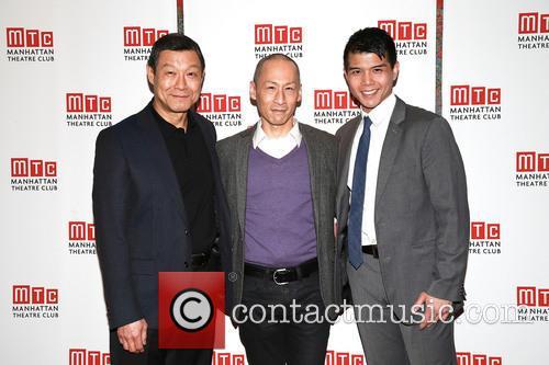 James Saito, Francis Jue and Telly Leung 1