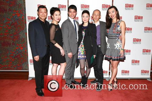 James Saito, Sue Jin Song, Telly Leung, Jennifer Lim, Francis Jue and Jo Mei 5