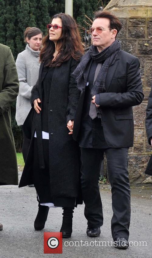 Ali Hewson and Bono 3