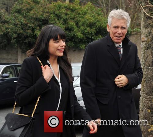 Mariana Teixeira De Carvalho and Adam Clayton 3