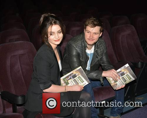 Aisling Franciosi and Jack Reynor 2
