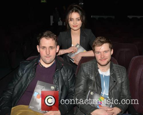 Gerard Barrett, Aisling Franciosi and Jack Reynor 6