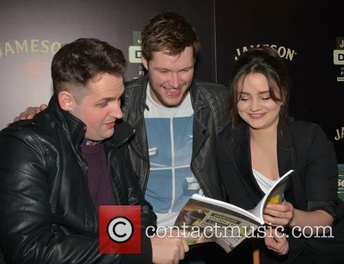 Gerard Barrett, Jack Reynor and Aisling Franciosi 4
