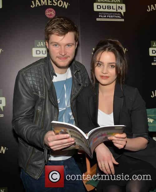 Jack Reynor and Aisling Franciosi 2