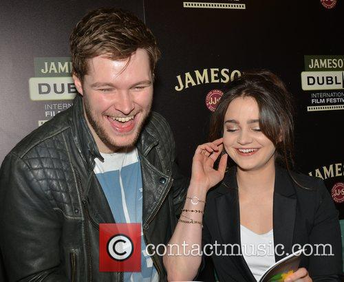 Jack Reynor and Aisling Franciosi 3