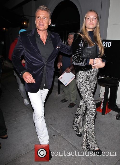 Dolph Lundgren and Ida Lundgren 4