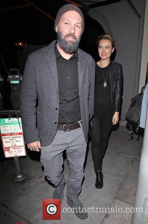 Fred Durst and Girlfriend