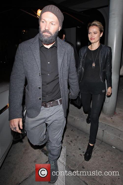 Fred Durst and Girlfriend 5
