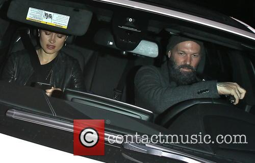 Fred Durst and Girlfriend 8