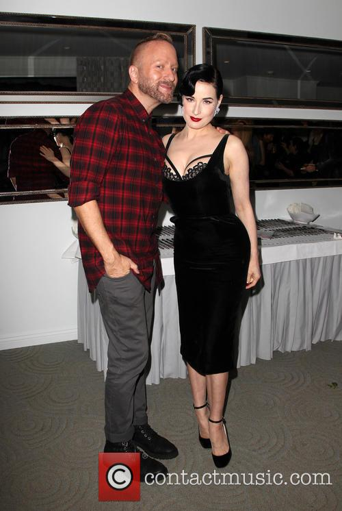 Gregory Arlt and Dita Von Teese 4