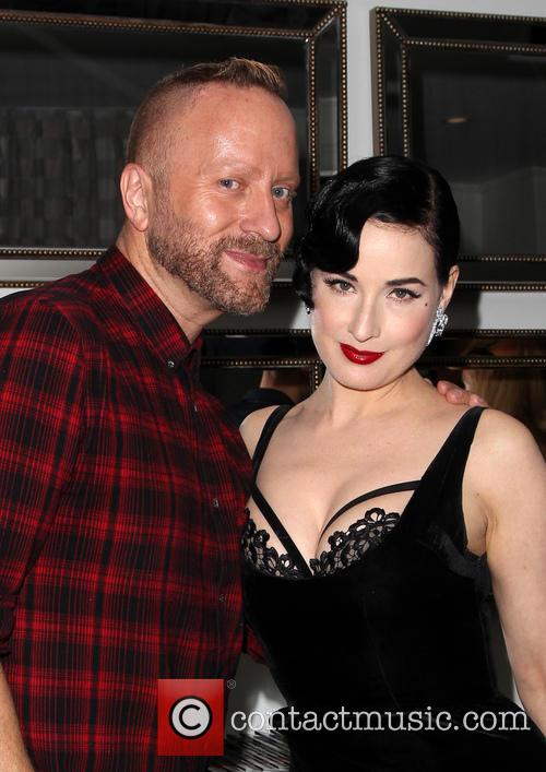 Gregory Arlt and Dita Von Teese 5