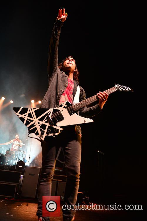 Vic Fuentes Of Pierce The Veil 6