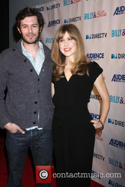 Adam Brody and Lisa Joyce 5