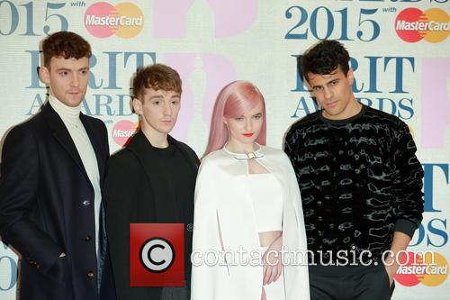 Clean Bandit, Jack Patterson, Luke Patterson and Grace Chatto 3