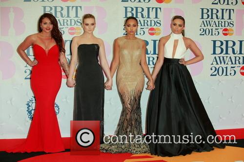 Jesy Nelson, Perrie Edwards, Leigh-anne Pinnock and Jade Thirwall Of Little Mix 7