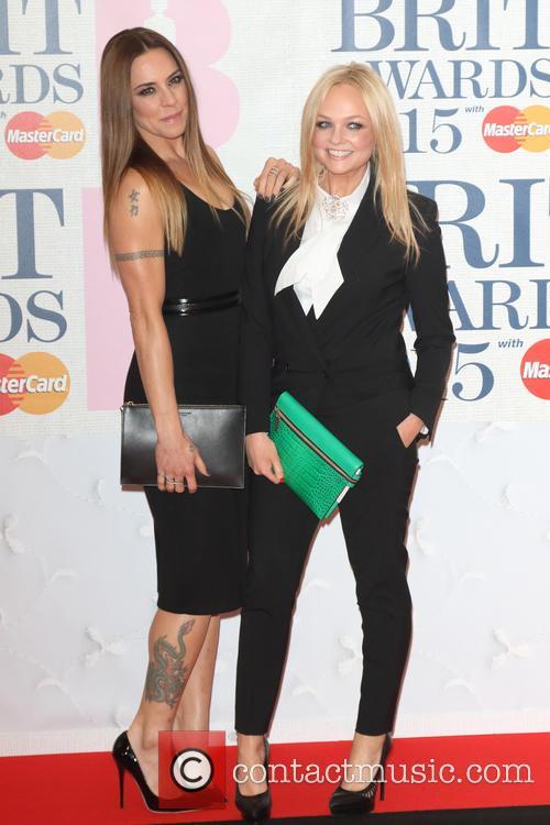 Melanie Chisholm and Emma Bunton 8