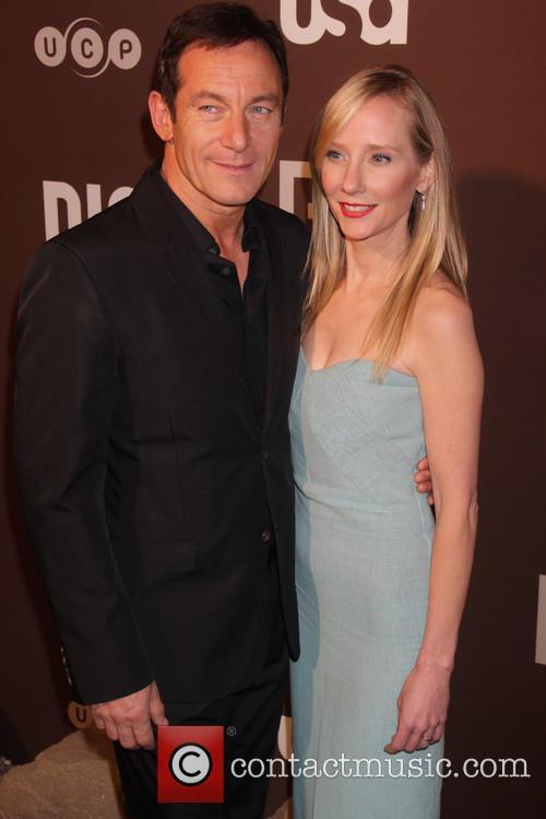 Jason Isacs and Ann Heche 2