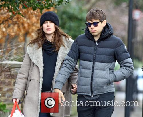 Keira Knightley and James Righton 8