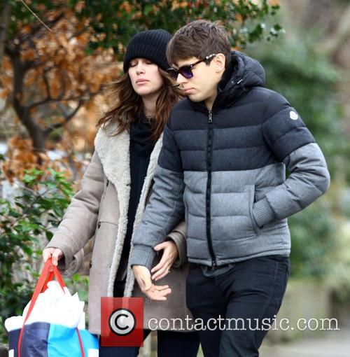 Keira Knightley and James Righton 10