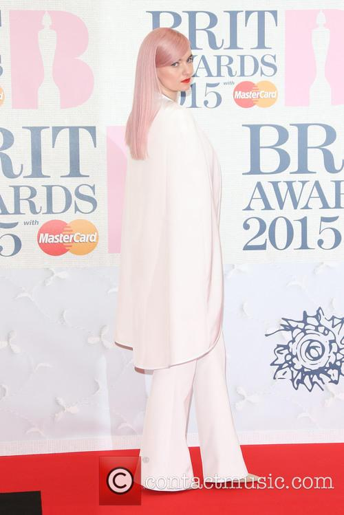 Grace Chatto and Clean Bandit 11