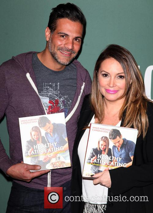 Angelo Sosa and Angie Martinez 1
