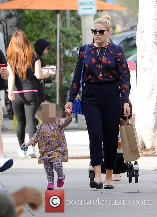 Busy Philipps and Cricket Silverstein 3