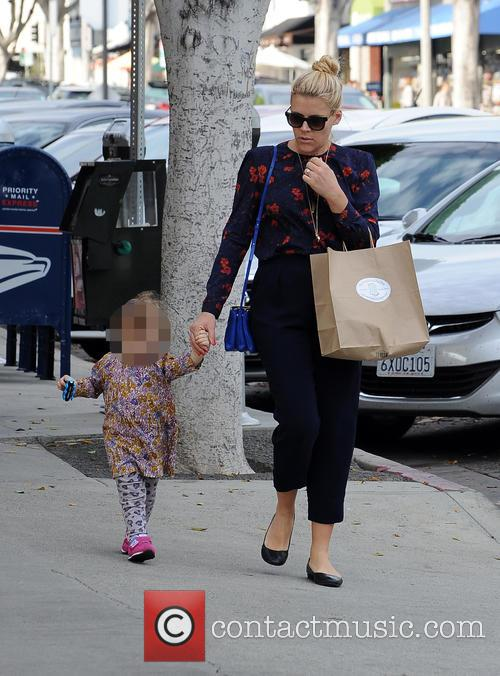 Busy Philipps and Cricket Silverstein 5