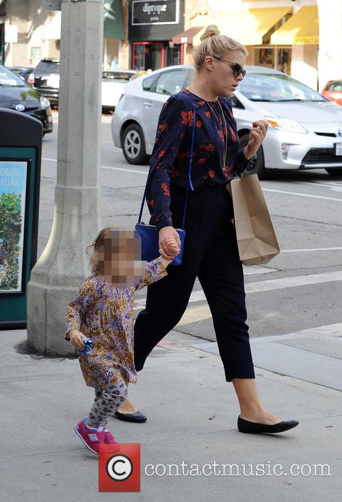 Busy Philipps and Cricket Silverstein 9