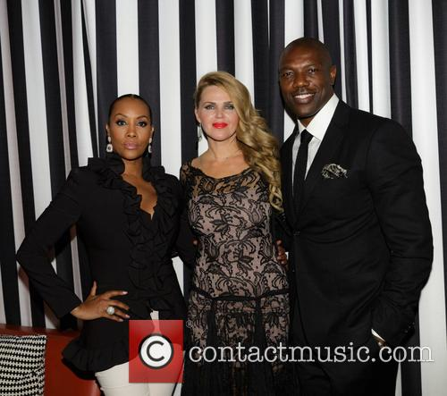 Vivica A. Fox and Terrell Owens 7