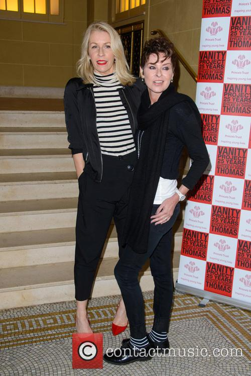 Sara Dallin and Lisa Stansfield 3